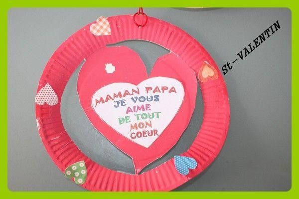 Activite manuelle st valentin - Activite manuelle st valentin ...